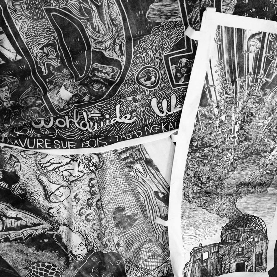 ロンドン・アナキスト・ブックフェア/黑書展